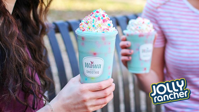 Wawa On Twitter Made For You With Jolly Rancher Theres A Burst