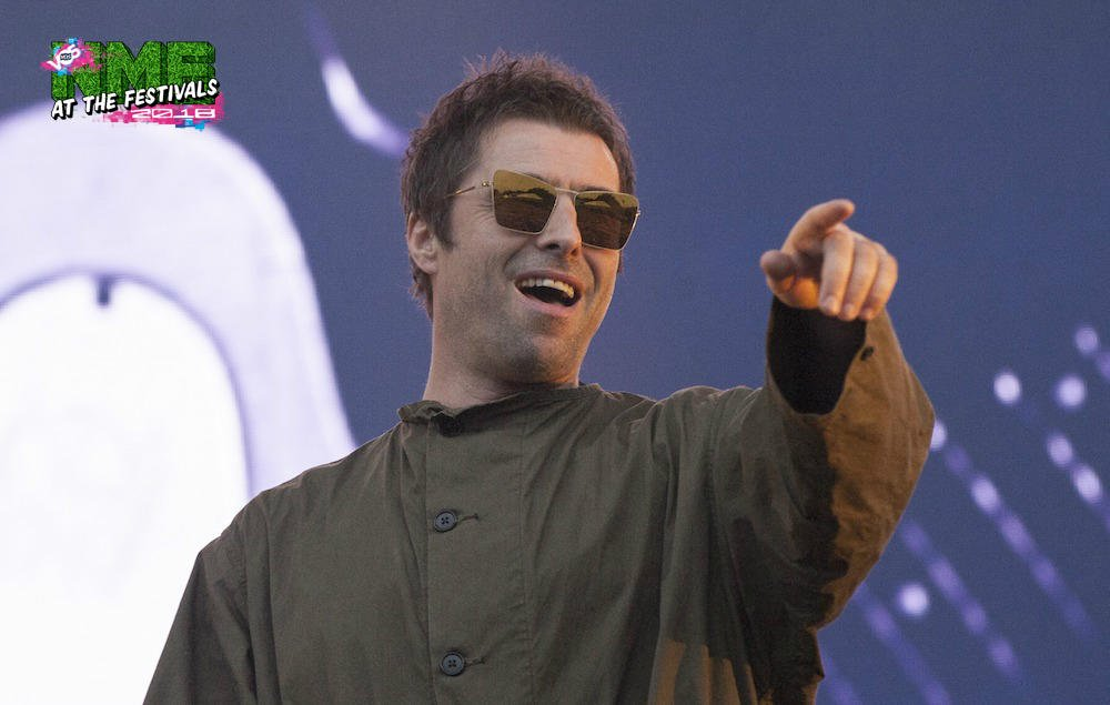 Liam Gallagher reportedly refused to headline Isle Of Wight on Sunday night because of the World Cup #VO5xNMEFestivals fal.cn/yWrT