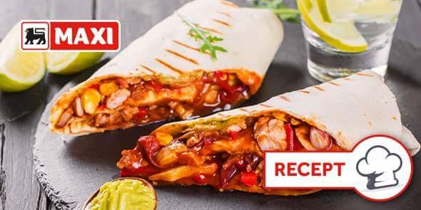 Iznenadi ekipu ukusnom tortiljom sa piletinom i uz omiljeno pivo pratite večerašnju utakmicu :)  Recept pronađite na našem sajtu! #maxi #mexico #tortilja https://t.co/kAPgDflZo6