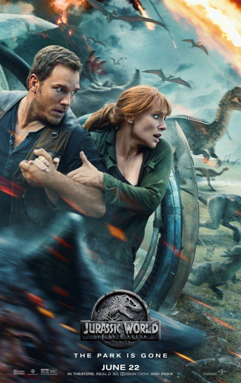 test Twitter Media - #JurassicWorldFallenKingdom debuts at USA weekend (3 weeks after its International release) with $ 150 Million and tops the box-office. https://t.co/kPlY0B01cw
