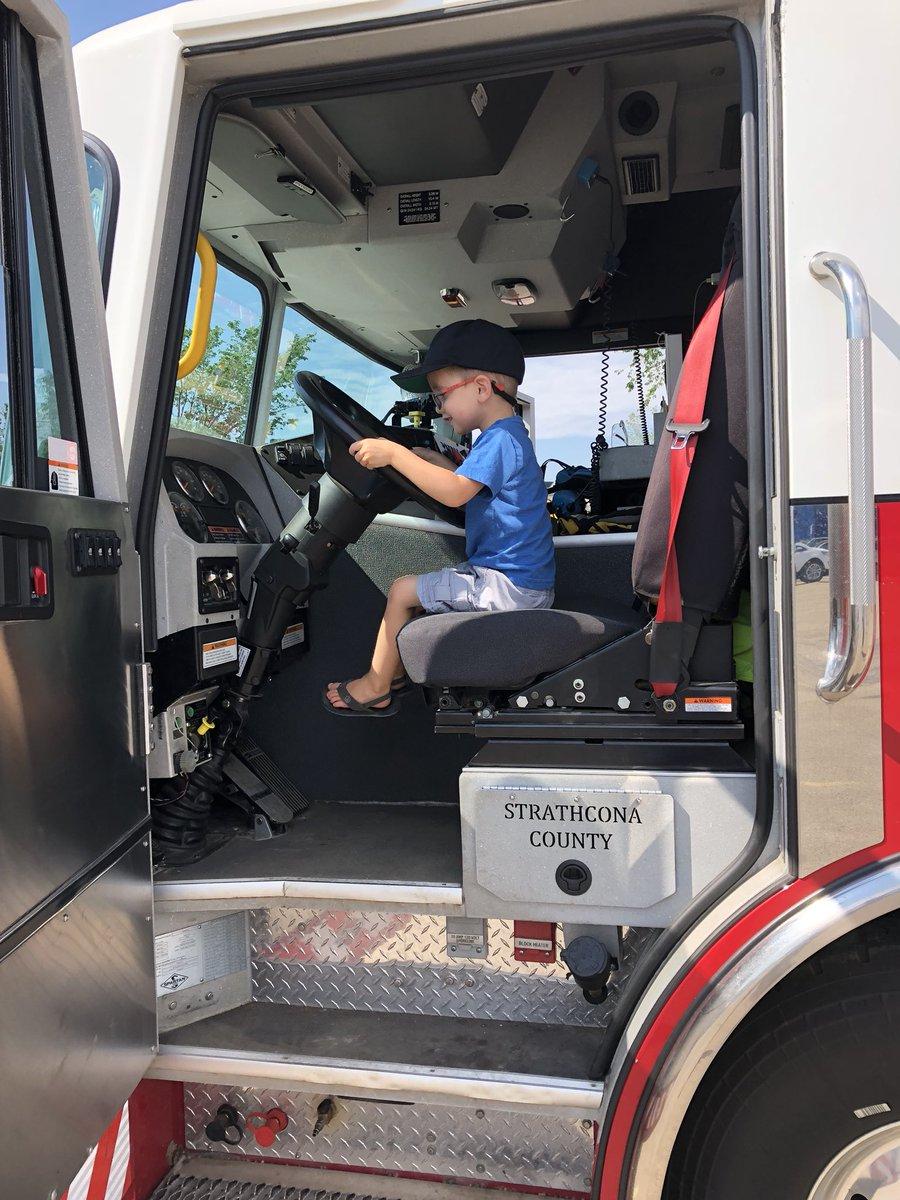 Strathcona Firefighter Paramedics StrathconaFire