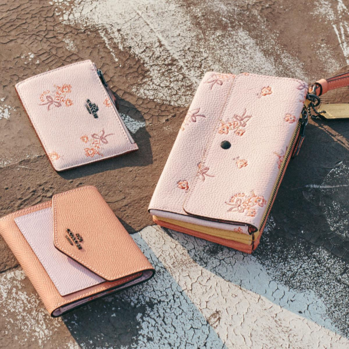 How sweet it is. Candy-colored card cases and wallets available via link in bio. #CoachSS18 https://t.co/54EF2BUc9k