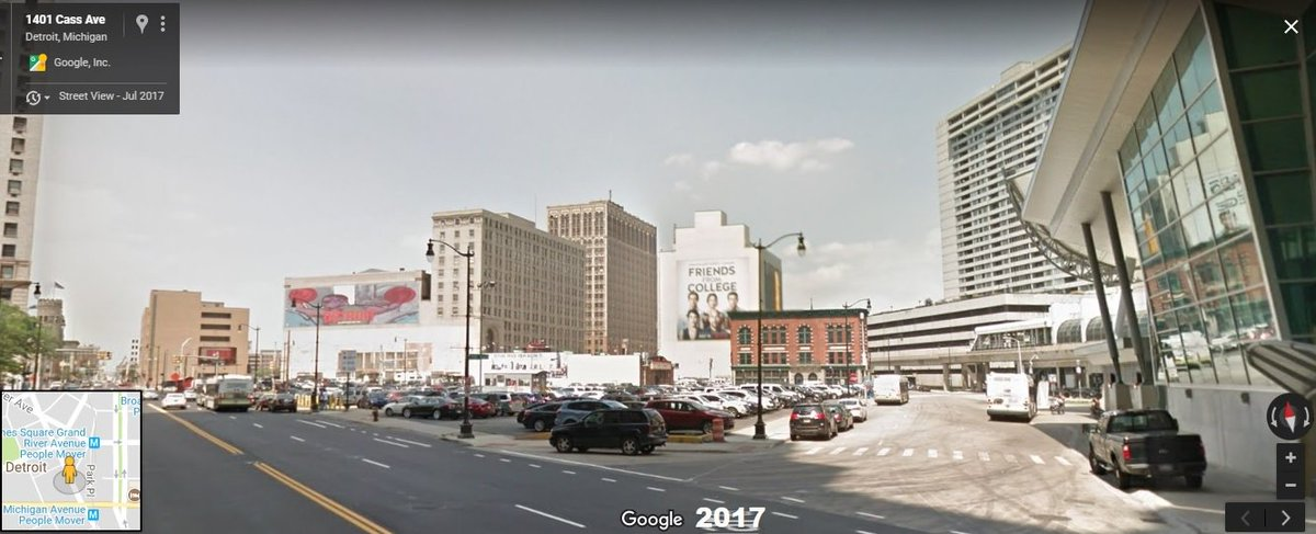 Detroit Street View On Twitter Detroit Cass Times Square 1950s 2017 Workers At The Detroit Times Showed Up One Morning In November 1960 And The
