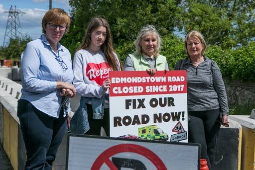 'We are the forgotten people' - South Dublin residents enraged by 10km daily detour following 8 month road closure https://t.co/NwZufu2ZEF
