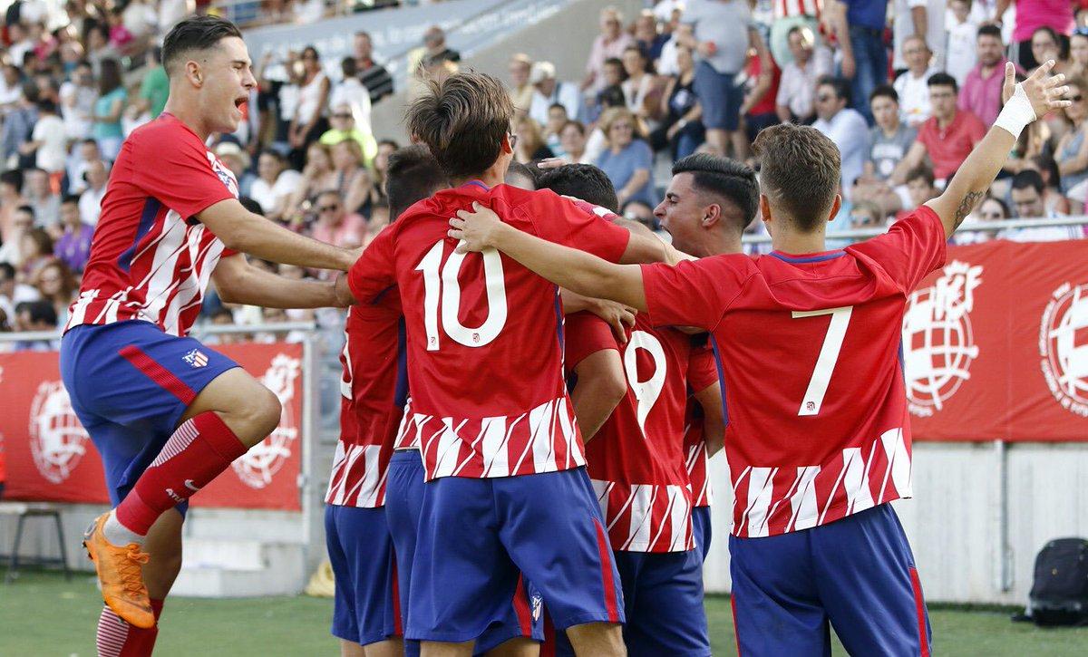 Atleti Academia's photo on #CopaDelReyJuvenil