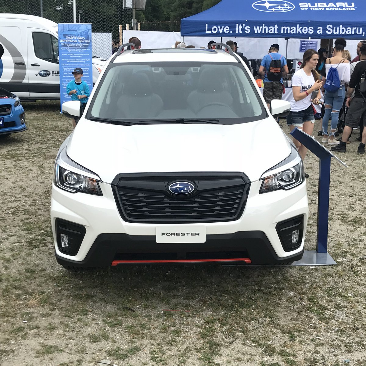 Subaru Of New England >> Subaruofnewengland On Twitter Another New England Debut