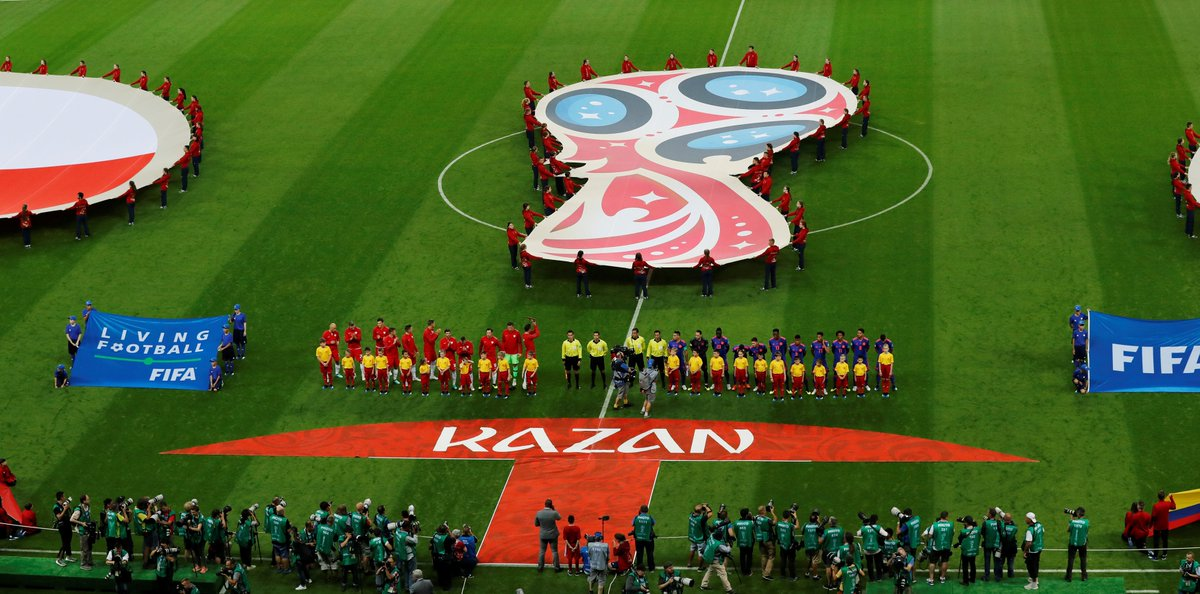 Fifa World Cup 2018 Columbia vs Poland: Line-ups out, Lewandowski starts  https://t.co/0VxSUwQ4F2  #POLCOL #WorldCup