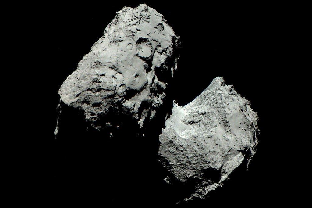 Comète Tchouri : découvrez 100 000 photos sublimes sous licence libre https://t.co/ONHT9TUwIU