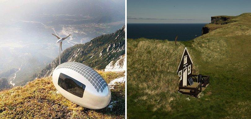 Ce compte Instagram référence les cabanes les plus insolites du monde - https://t.co/0zz6aahso5