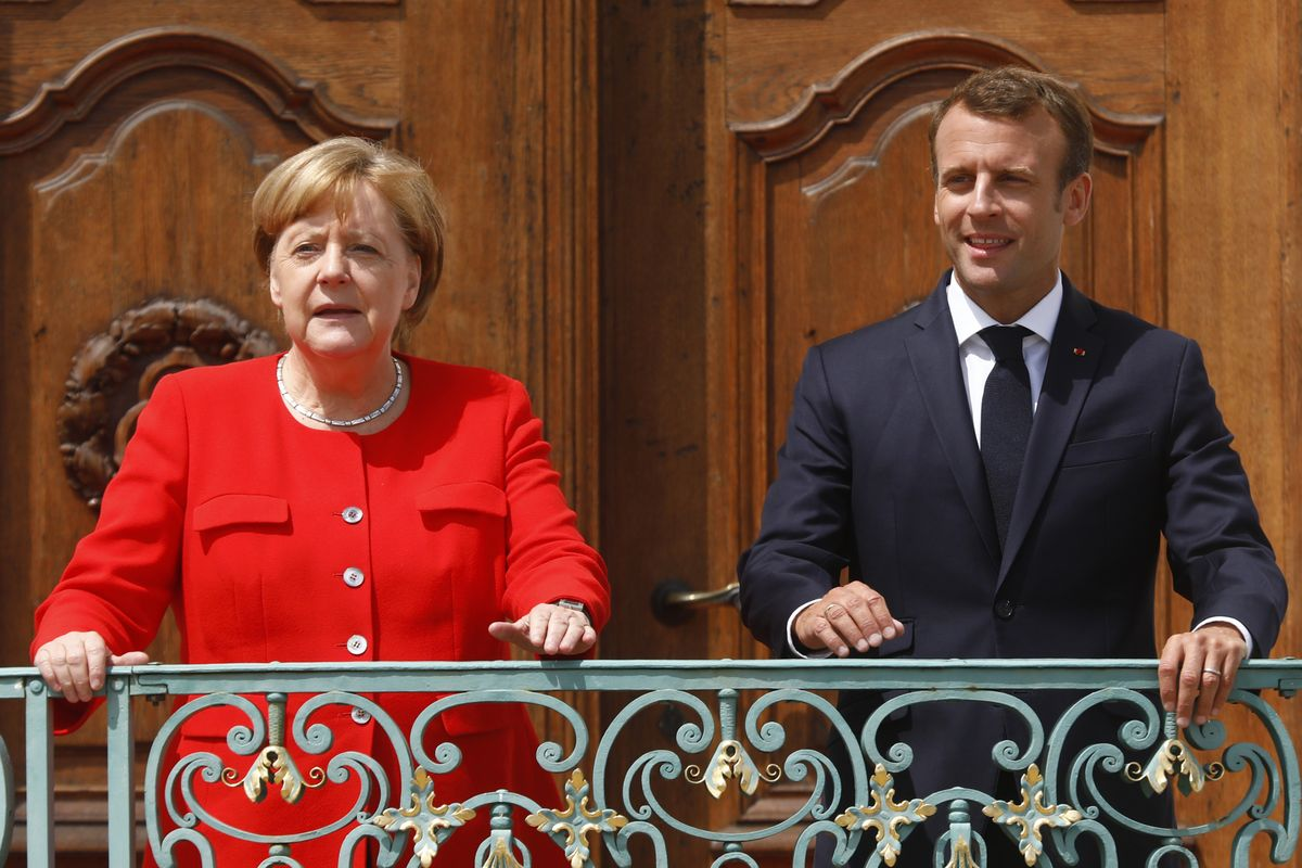 Macron and Merkel have hopes to reform the euro area. Here&#39;s how their plans stack up  https:// bloom.bg/2K5GodT  &nbsp;  <br>http://pic.twitter.com/0d1I2qEmRx