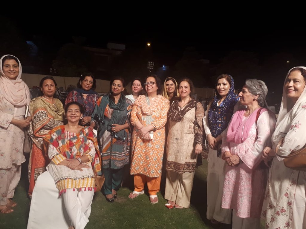 Campaign Time &amp; we begin in #NA131 for @ImranKhanPTI   On the forefront is the real arsenal of Kaptaan: PTI Women.   Central Punjab President @aleemkhan_pti, PP candidates, supporters, workers, activists &amp; youth, setting the road map in IK constituency.  #WazireAzamImranKhan<br>http://pic.twitter.com/cM4rz06tQ3