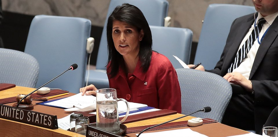 Confirming rumors that had been circulating for weeks, the Trump administration announced that the United States will withdraw from the UN Human Rights Council. https://t.co/VQ6azY8bct #CatoFP