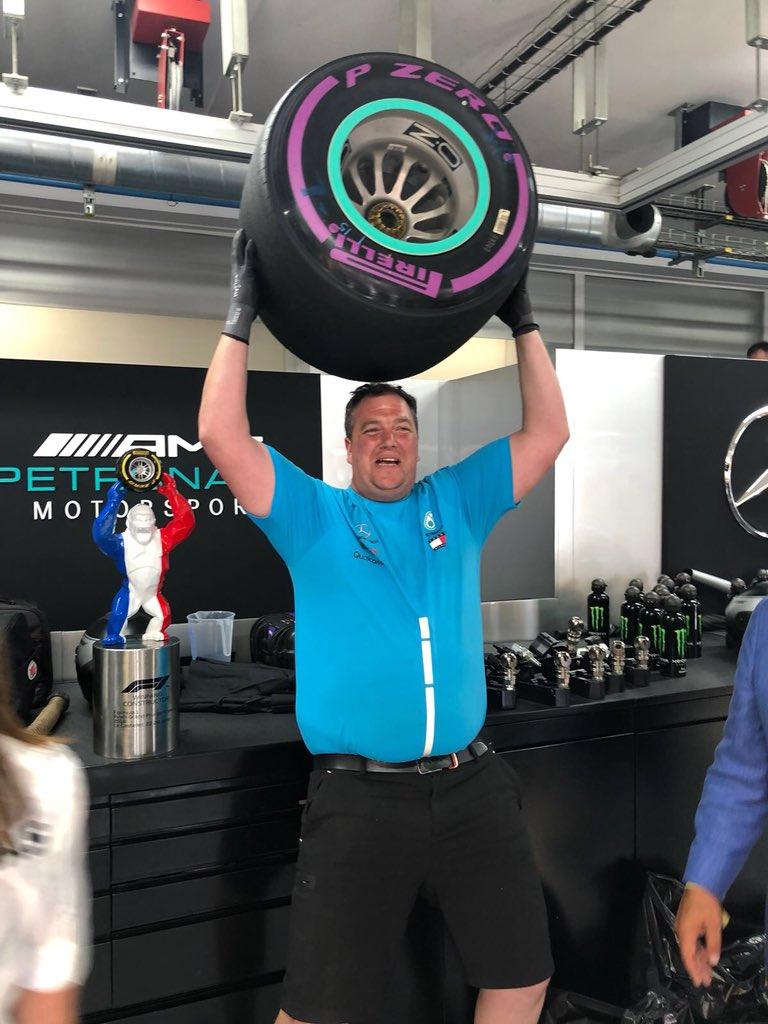 Mercedes-AMG F1's photo on Formula1