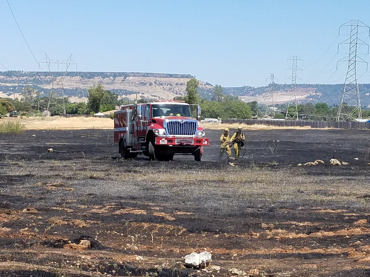 CAL FIRE e Unit/e County Fire Department on Twitter ... Dozer Mapping on