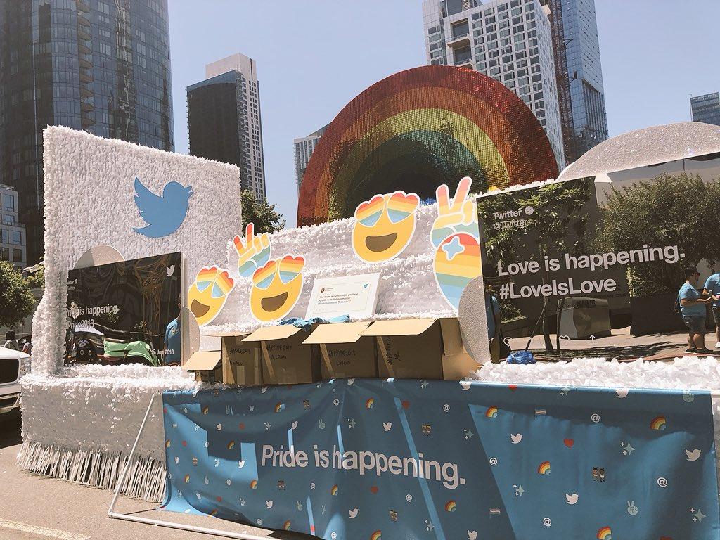 twitter office in san francisco. TwitterOpen #Pride2018 · Pic.twitter.com/9Edls2S73e Twitter Office In San Francisco A