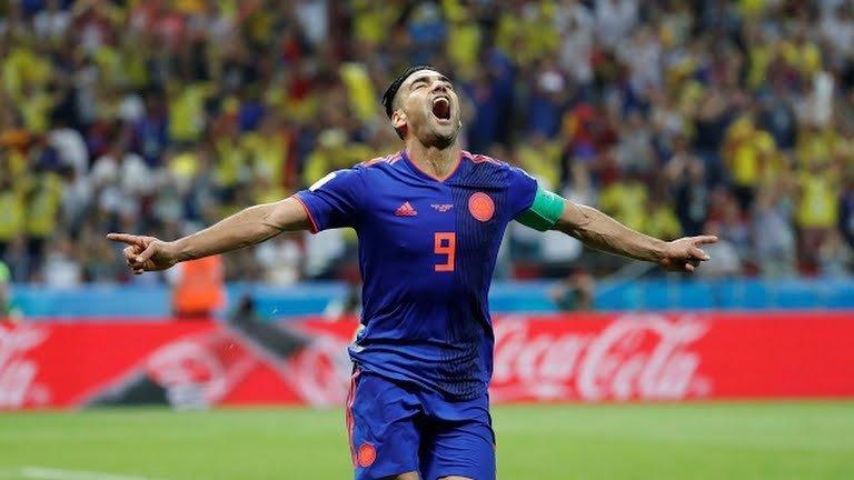 Colombia derrotó a Polonia 3-0