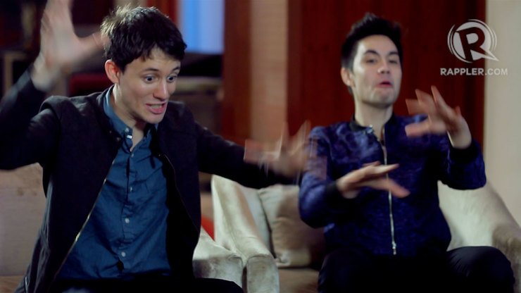 Four years ago, today, these two goofballs creeped into my life when I accidentally clicked on their video. Initially, a mistake that I don&#39;t regret making. Thank you, goofballs, for making my life better with your music. @KurtHSchneider @SamuelTsui #SamuelTsui  #RisingStar <br>http://pic.twitter.com/ERf8Dxa1tM
