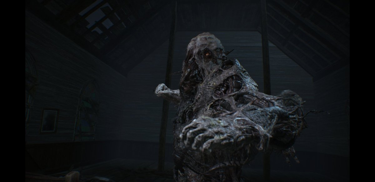 Nobody told me Swamp Thing was on Resident Evil!  #ResidentEvil #PS4 #XboxOneX #videogames #games #gamer #SwampThing<br>http://pic.twitter.com/qgRpQpyBJe