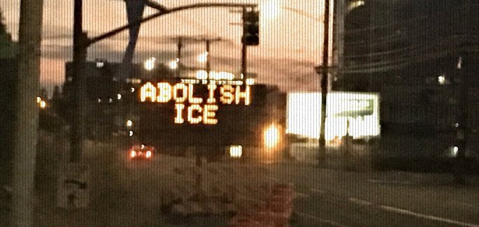#AbolishICE because no one is illegal. It's our duty to protect and defend our communities.  #FreeOurFuture   http:// bit.ly/ActionReady  &nbsp;  <br>http://pic.twitter.com/nKsUTpOfxO