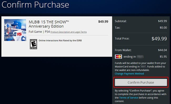 How to purchase items from the PlayStation Store Online:  http:// bit.ly/2Kh9CCy  &nbsp;  <br>http://pic.twitter.com/EIN2z0TANG