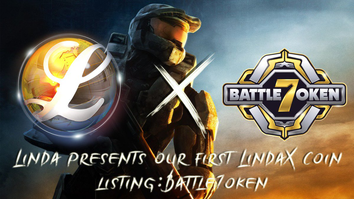 Very pleased to announce #LINDAX first partnership is with @Probattleleague and we will be creating @Battle7oken! Visit  http://www. battle7oken.com  &nbsp;   and download the whitepaper!  #linda #crypto #gaming #esports #lindacoin #btc #staking<br>http://pic.twitter.com/hGIl1gWbUL