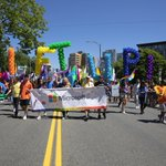 Image for the Tweet beginning: We see you, #SeattlePride. One