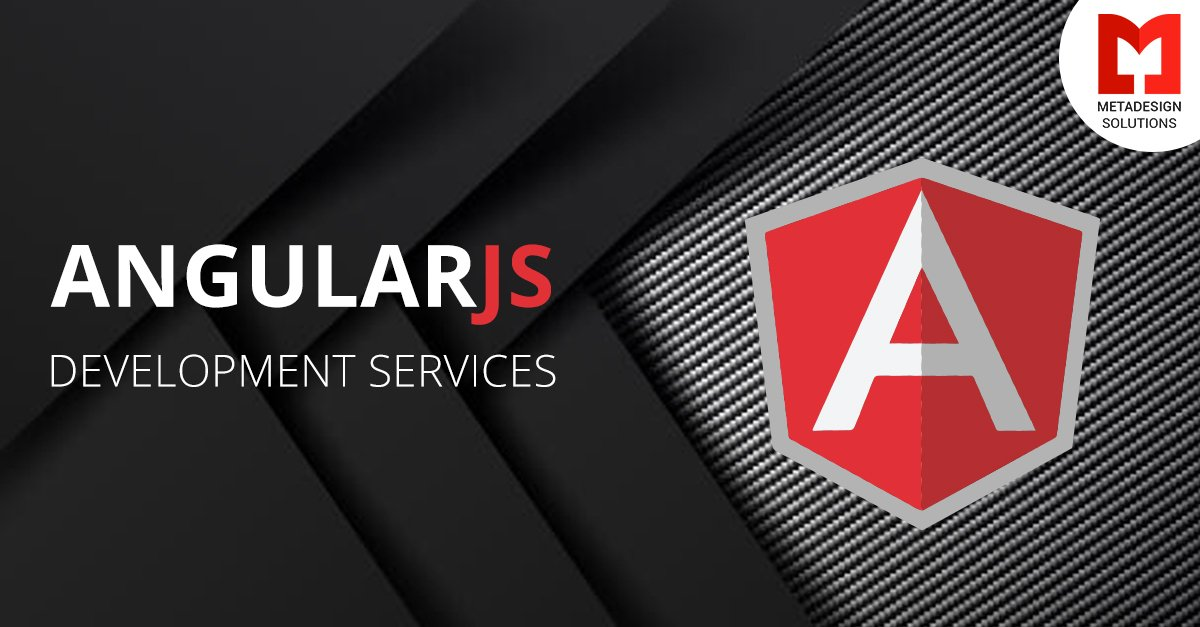 With our expertise in AngularJS, we resolve the different challenges like single-page applications, cross-platform applications, multiple frameworks, various architectures.  https:// metadesignsolutions.com/angularjs-deve lopment  …  #AngularJSDevelopment <br>http://pic.twitter.com/0UUk8lzmew