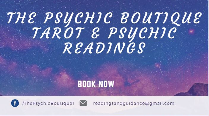 The Psychic & Tarot Boutique (@tarot_boutique) | Twitter