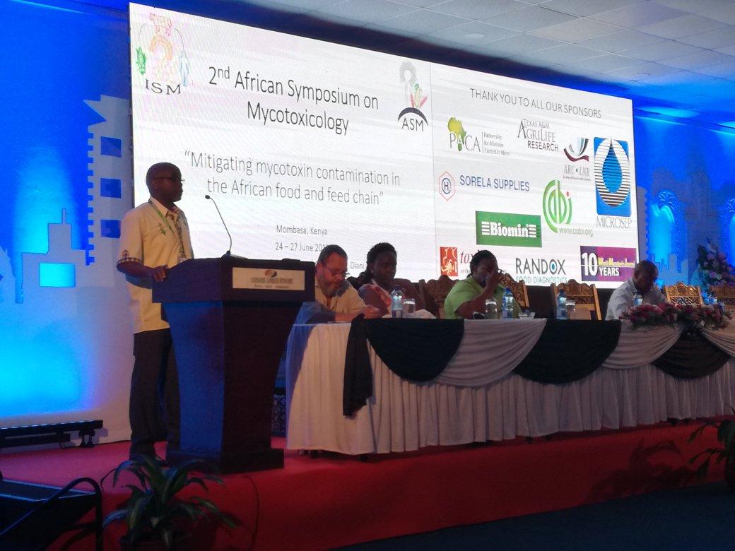 2nd African Symposium on Mycotoxicology