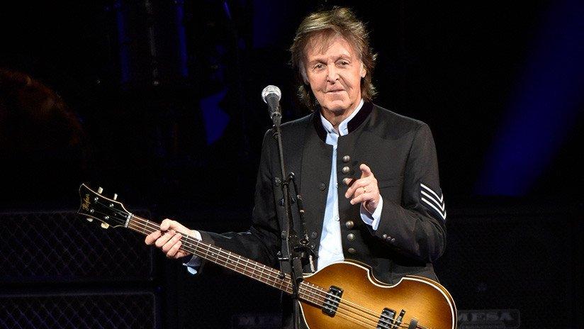 Paul McCartney revela la historia detrás de la mítica 'Let It Be' https://t.co/az5KYPDBPE