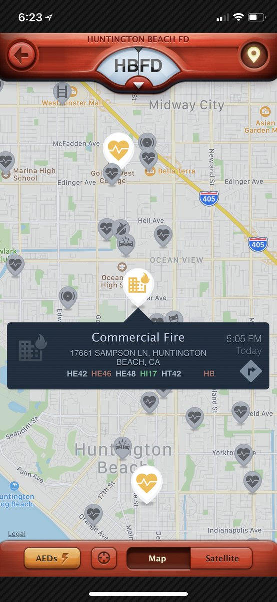 Crews quickly extinguished the fire and contained the fire that spread to the storage units. HBFD investigators are on scene conducting the investigation.  sc 1 st  Twitter & Huntington Beach FD on Twitter: