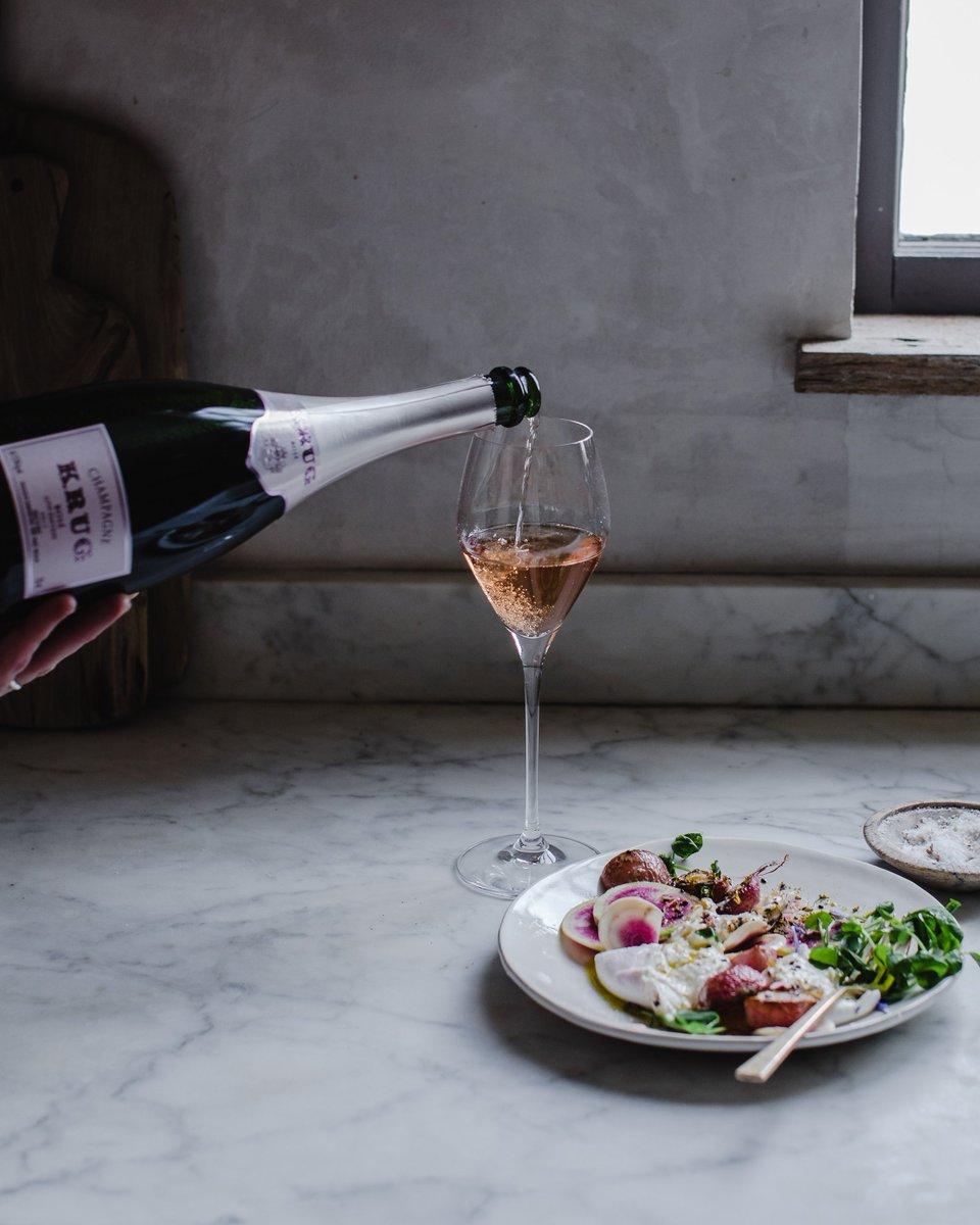 Krug Champagne's photo on Drink