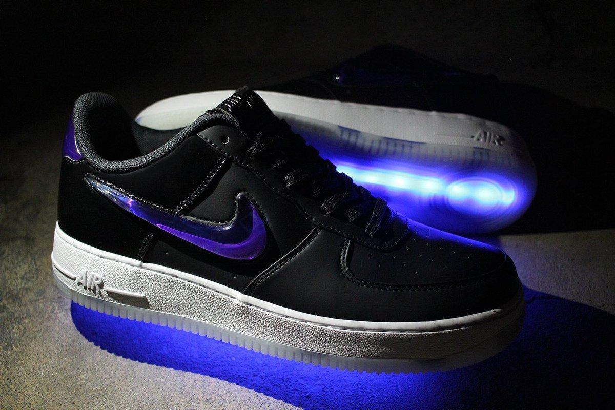 evolved footwear light up shoes on twitter playstation af1