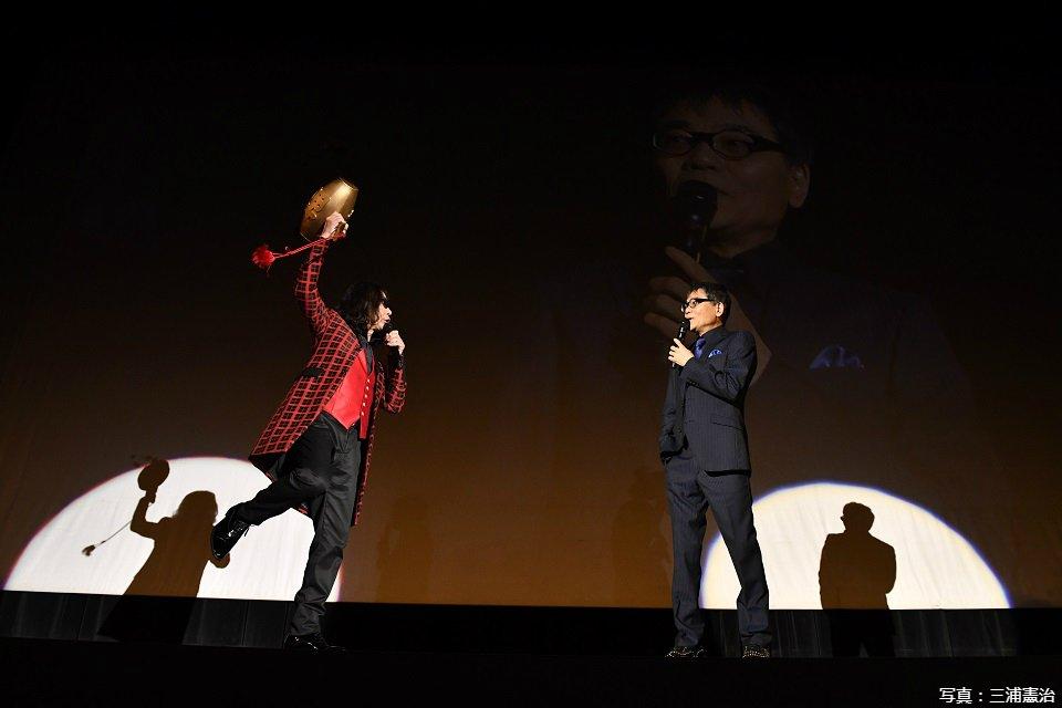 みうらじゅん&いとうせいこう:還暦記念の「ザ・スライドショー」を8月にWOWOWで放送  | 201