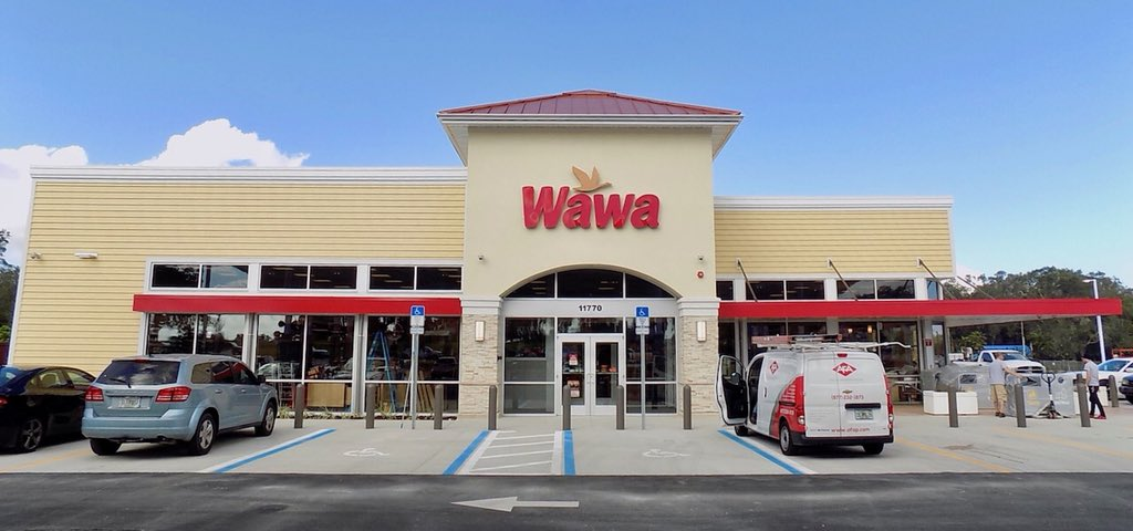 Let's settle THIS like adults: rt for wawa, like for sheetz