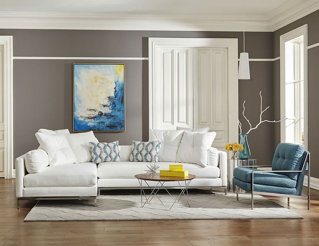 Rc Willey On Twitter This Modern Pearl White 2 Piece Sectional Sofa Is Ideal For Lounging While Still Offering Support Are You A Fan Of Modern Furniture Https T Co Atn6kkijjm Modern Furniture Modernfurniture Modernsectional