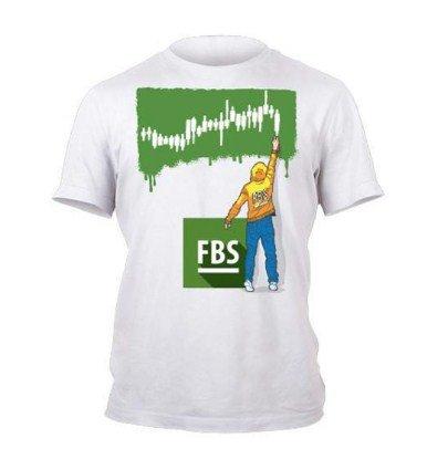 FBS - Kaos keberuntungan dari FBS - Gratis!