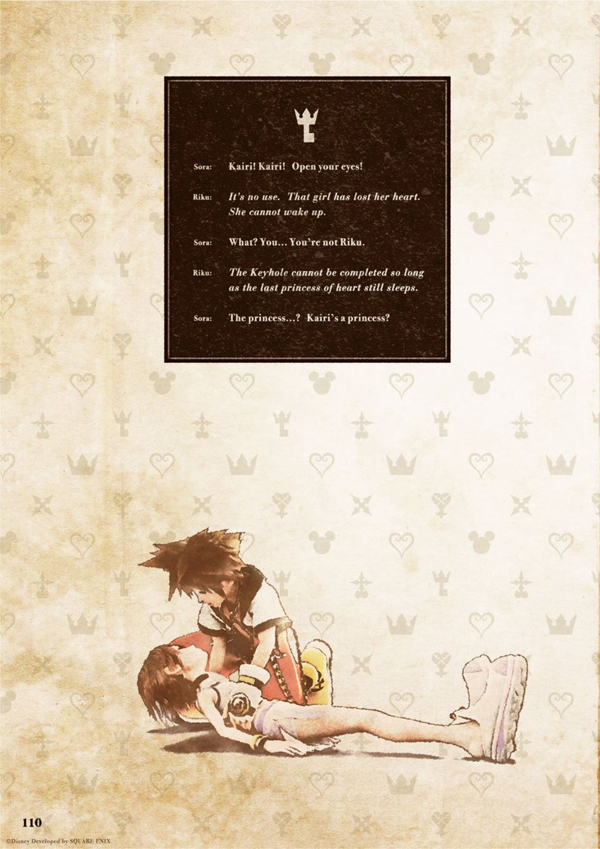 Check out pages from the KINGDOM HEARTS Memorial Leaflet, based on the books in the recap videos!  https://www. khinsider.com/news/Check-out -the-KINGDOM-HEARTS-Memorial-Leaflet-12588 &nbsp; … <br>http://pic.twitter.com/DQWiVdf53R