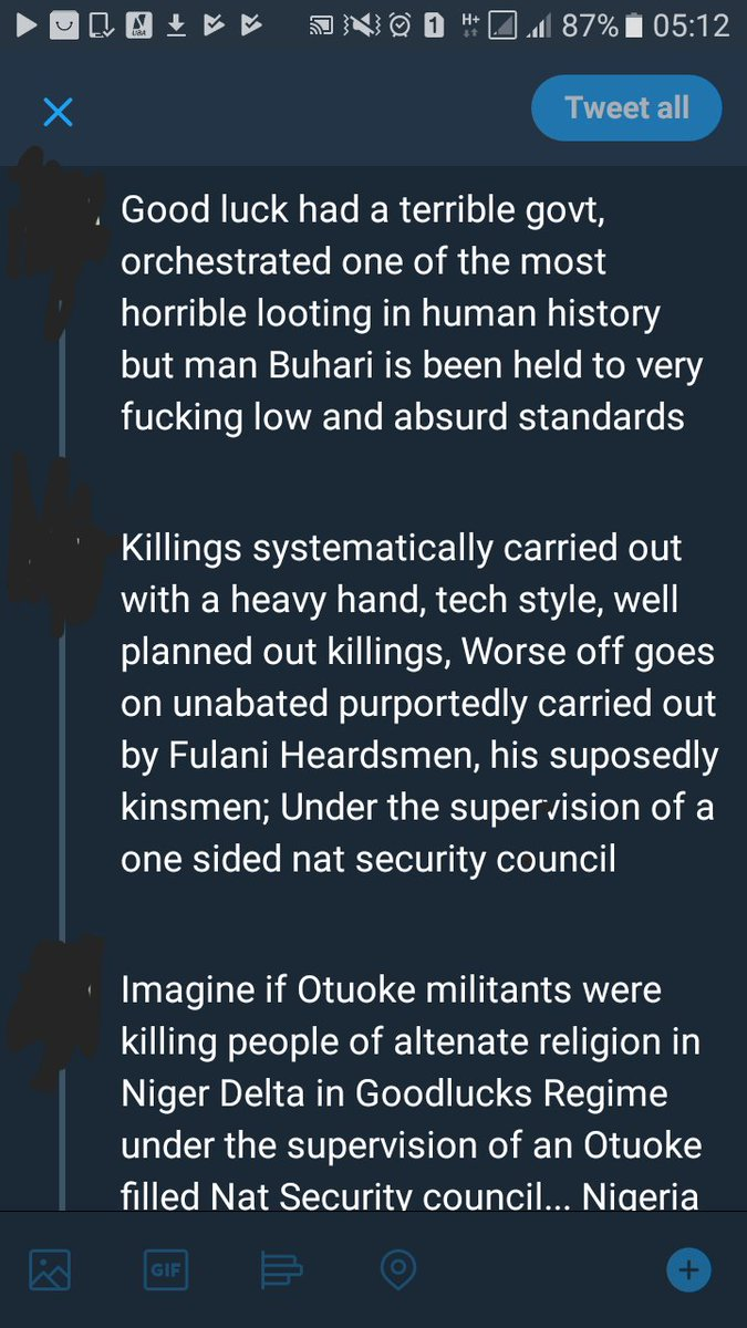 They sensor tweets with Billions but cannot do what should be first priority, protecting human life. #PlateauMassacre #prayforplateau #HumanLifeIsSacred<br>http://pic.twitter.com/pXbKj8OI7S