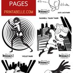 Free Printable Incredibles 2 Coloring Pages https://t.co/KRKcPH5sFx