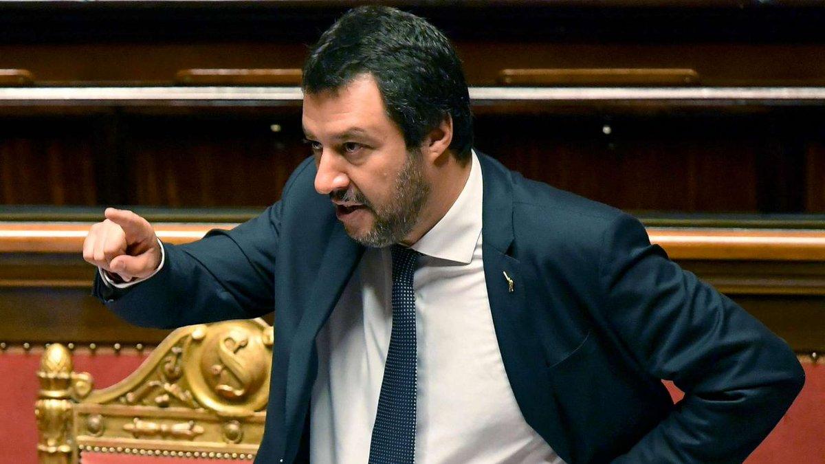 Ballottaggi, Salvini: 'Storiche vittorie della Lega' #ballottaggi https://t.co/9v0lXyiXJS