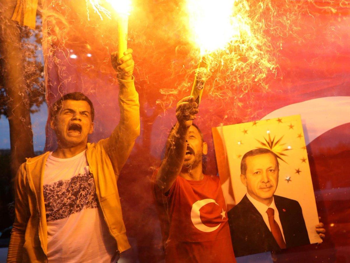 Erdogan declared winner of Turkey's presidential election https://t.co/mNahovCtm7