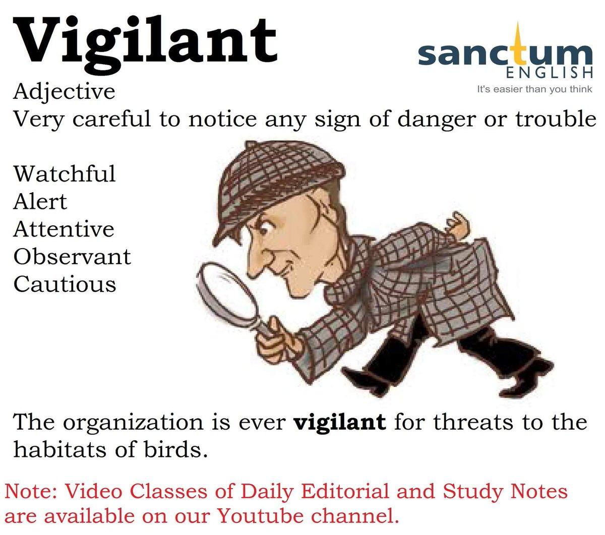 #WordOfTheDay 24th June #English #vocabulary #bank #SSC #UPSC #SBI #IBPS<br>http://pic.twitter.com/vqHLAuIlJX
