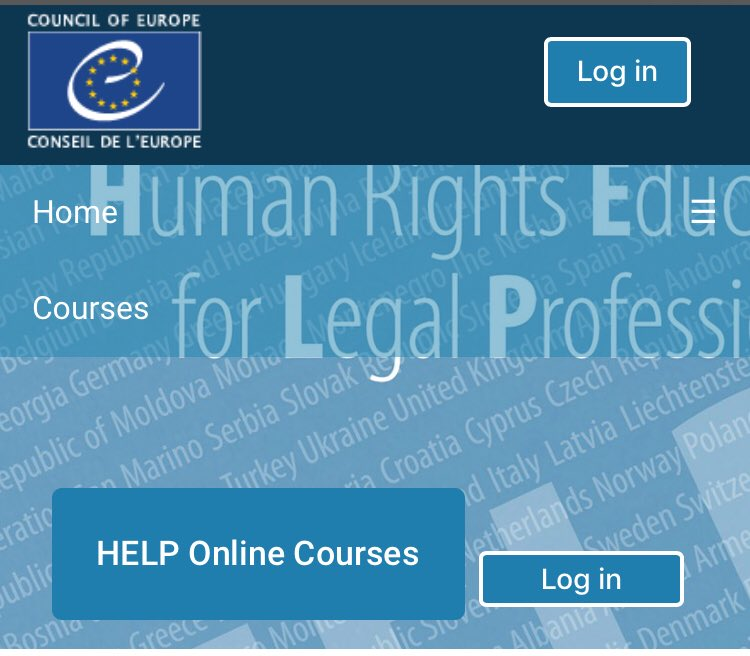 Ready for the kickoff meeting of @CoEHELP (online #HumanRights training for law professionals) set to develop a module on #drugs.  w/ @Blackhall99 @DamonHRDP @LinesRick @zavedyeknom among others, by the hand of @evapastrana3 @coe  Find out more about #HELP http://help.elearning.ext.coe.int