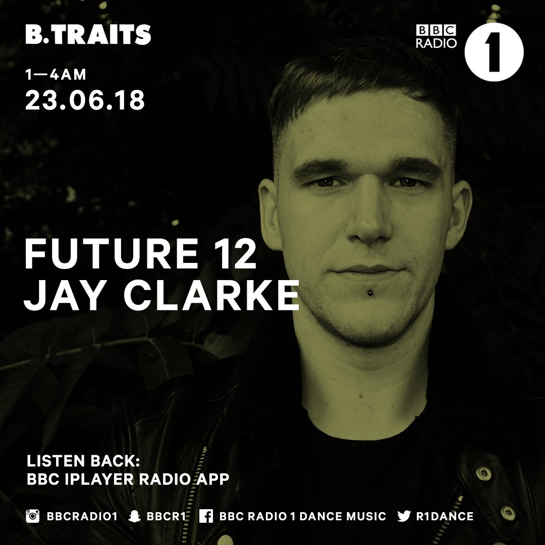 Listen back to another heavy selection of techno rollers by rising star @jayclarke_uk from last weeks @btraits show https://t.co/v3Edw4OBuO https://t.co/hhZhfgldfm