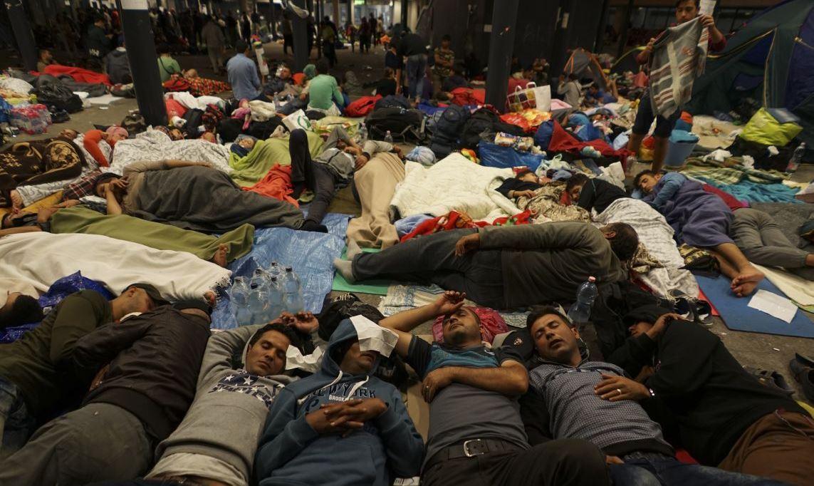 How The US, Under Obama, Created Europe's Refugee Crisis https://t.co/cVt9CcfphJ