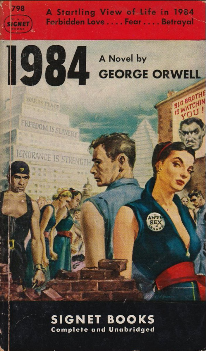 the differences between the current canadian society and the society of george orwells novel 1984 In george orwell's novel, 1984, the protagonist, winston smith is described in words of being the ordinary, everyday man to the dystopian society that orwell envisions to us through winston's eyes the life of a oceanian citizen.