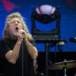 Image for the Tweet beginning: Arroyo Seco Weekend: Robert Plant