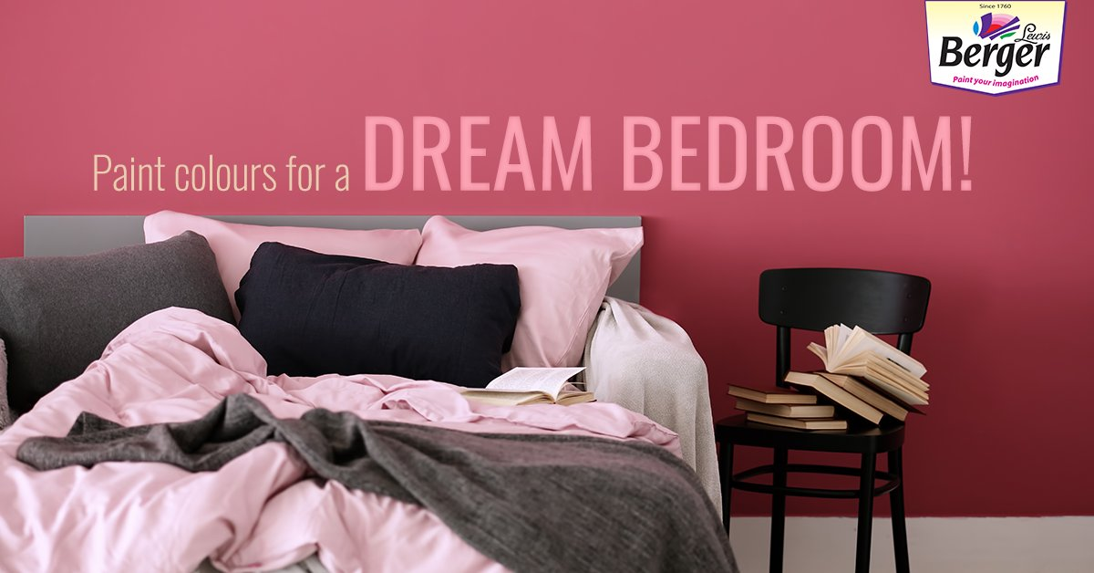 Berger Paints On Twitter Want To Wake Up A Sleepy Bedroom With