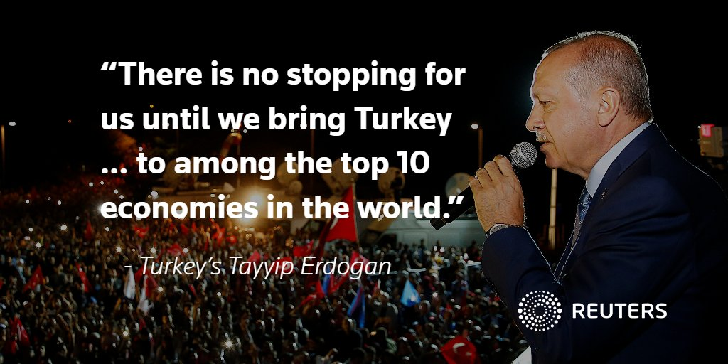Turkey's Erdogan emerges victorious from his biggest electoral challenge in a decade and a half https://t.co/B1t3NvGyOz